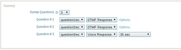 survey in ICTBroadcast